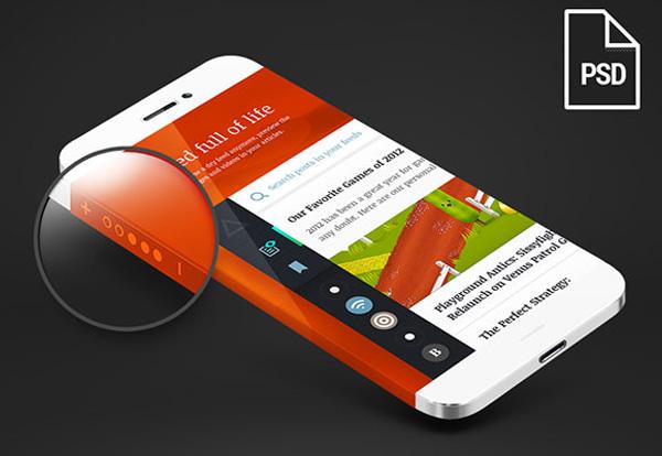 Iphone-6-Wrap-Around-Concept-Screen-PSD