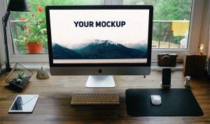 Realistic-iMac-Free-PSD-Mockup-Template