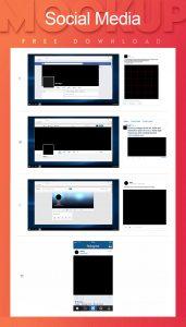 Social-Media-Mockup-Kit-Free-PSD