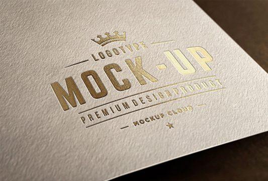 Premium Logo Branding Mockups Free PSD