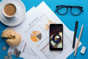Smart Phone Mockup Free PSD