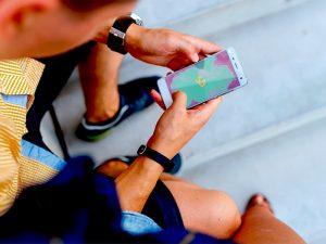 Photorealistic Smartphone Mockup Free PSD