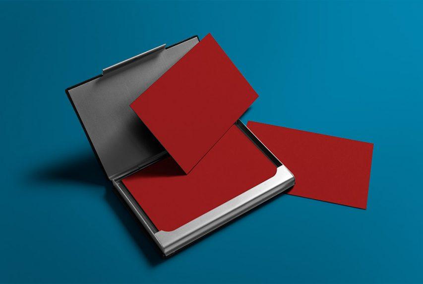 Exelent Feminine Business Card Holder Frieze - Business Card Ideas ...