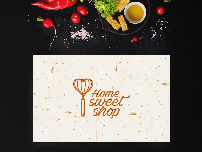 Download Restaurant Logo Free Mockup PSD at DownloadMockup