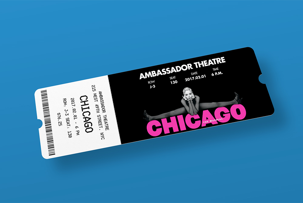 Entry ticket mockup free psd download mockup for Entry tickets template