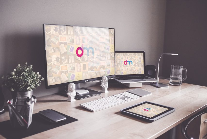 Multi Devices Mockup Free PSD
