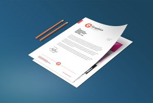 Resume and Cover Letter Mockup