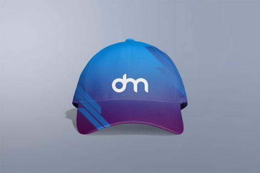 Free Cap Mockup Template