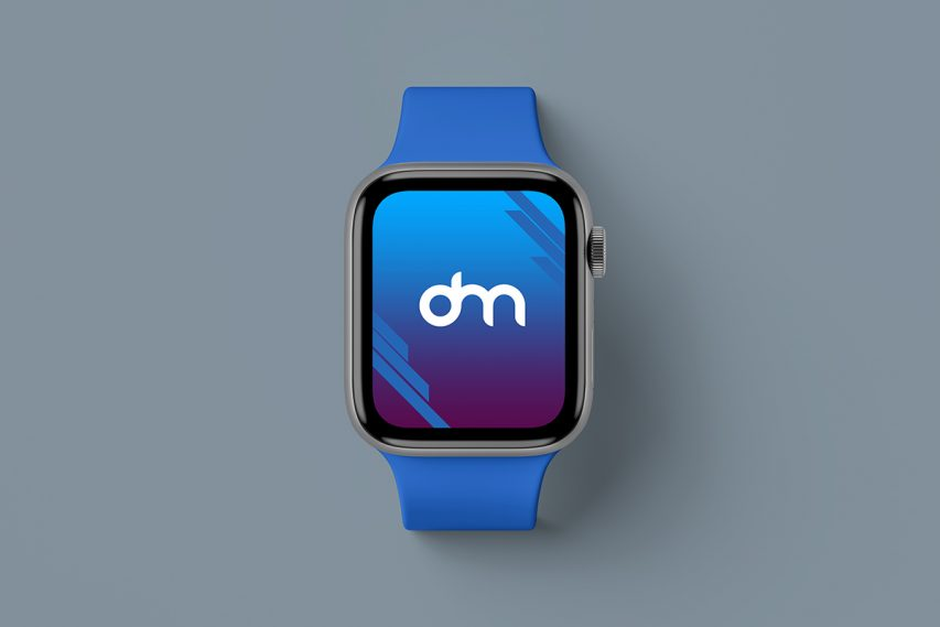 Apple Watch Series 5 Mockup