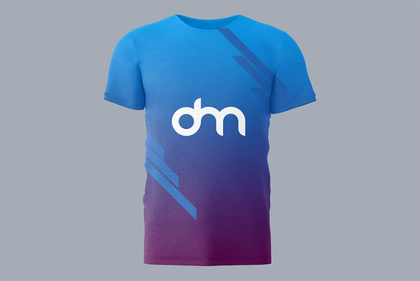 Simple T-Shirt Mockup Template