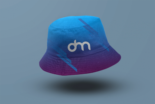Bucket Hat Mockup PSD