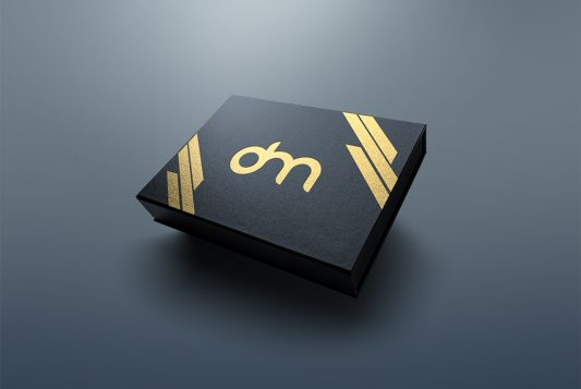 Premium Box Packaging Mockup