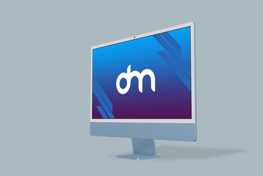 New iMac 2021 Mockup